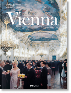 Книга «Vienna. Portrait of a City»,  от Либрорума